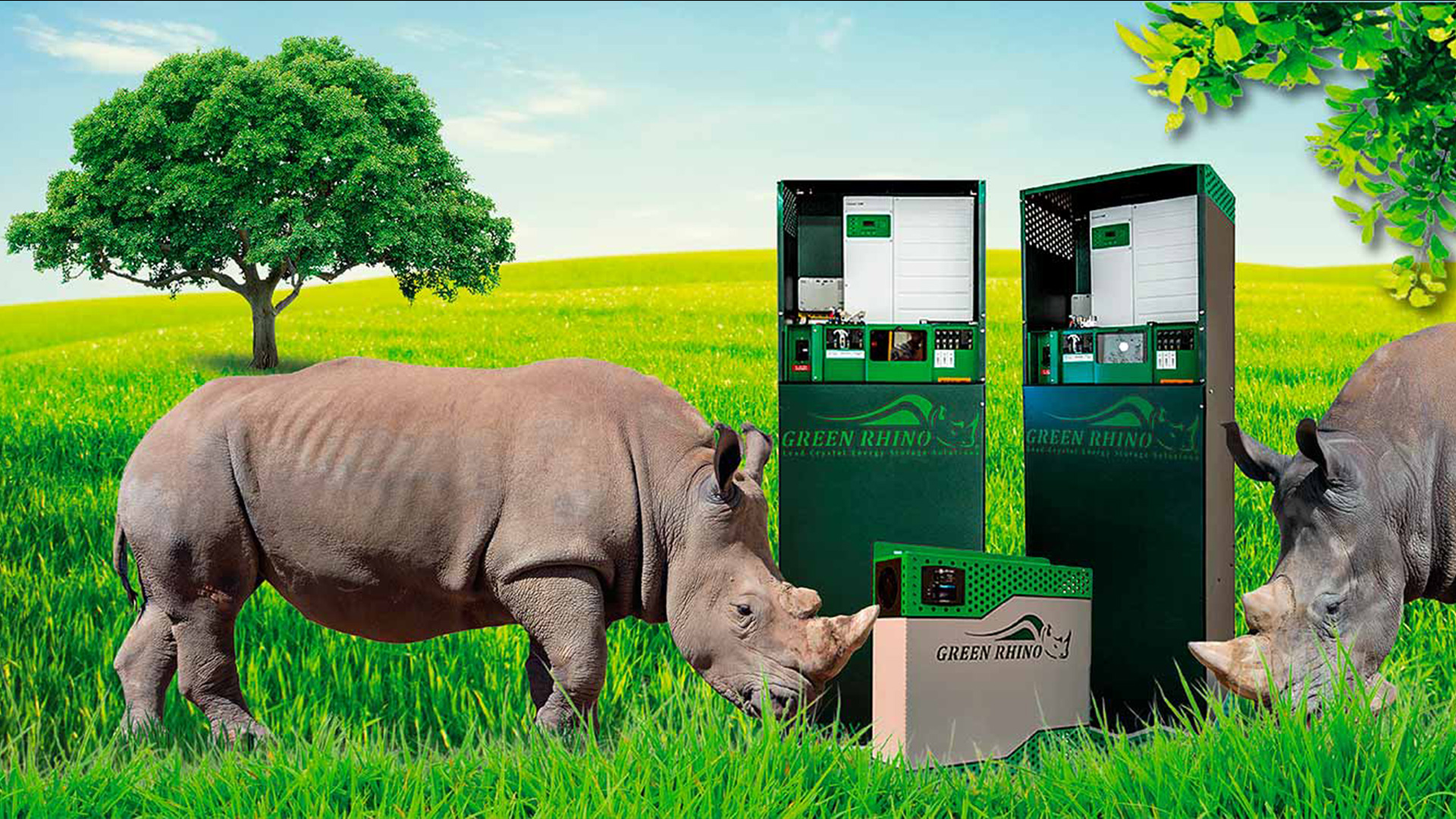 Green Rhino Systems